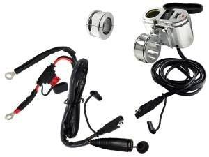 EKLIPES EK1-110 Cobra Chrome USB motorbike product image
