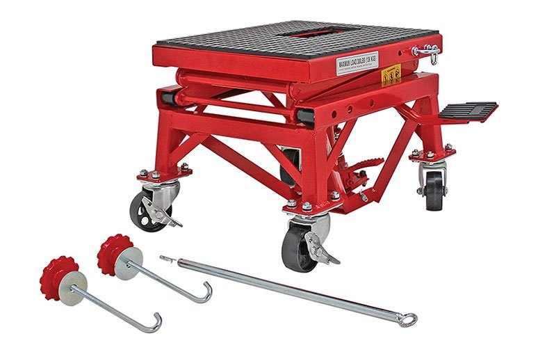Motorcycle Lift Hydraulic Table