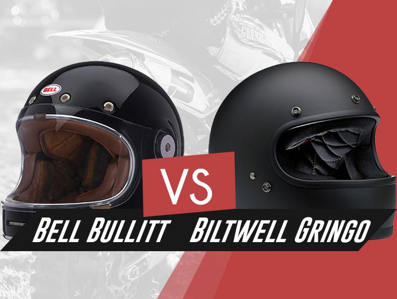 Our Comparison Of Bell Bullitt and Biltwell Gringo Helmets