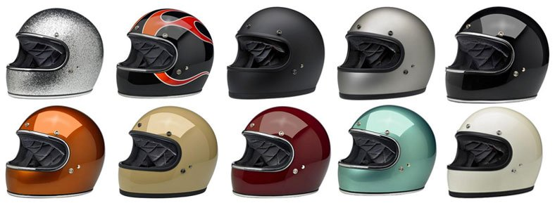 Variety Of Colors of Biltwell Gringo