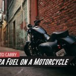 all about how to carry Extra Fuel on a Motorcycle