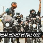 difference between modular and full-face helmet