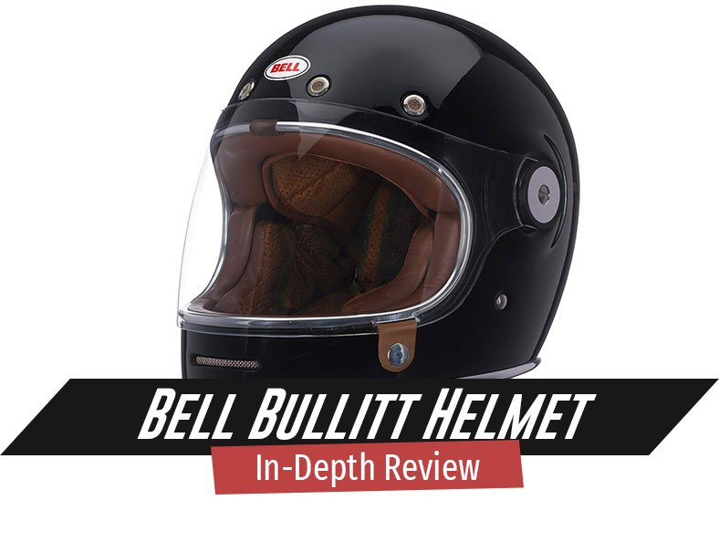 our in depth bell Bullitt helmet review