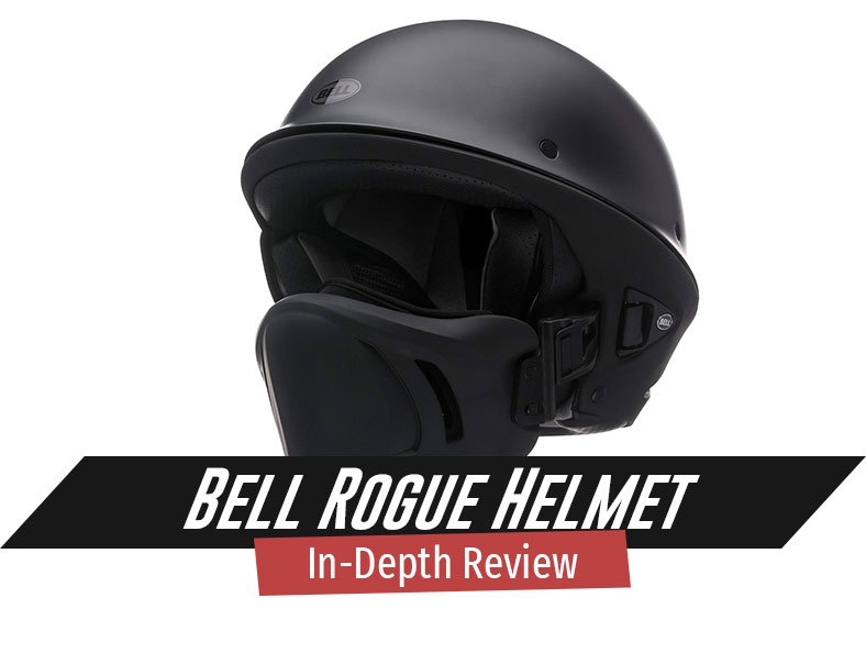 our in depth overview of the Bell Rogue Helmet