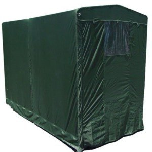 product image of EZ Travel Collection Portable motorcycle storage shed