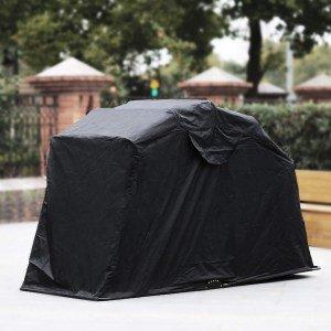 product image of Happybuy Shelter motorcycle storage shed
