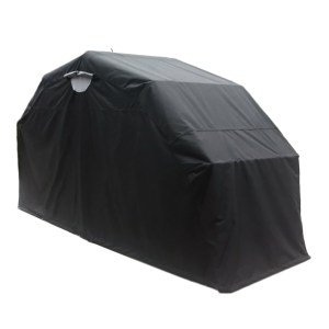 product image of Peaktop Heavy Duty motorcycle storage shed