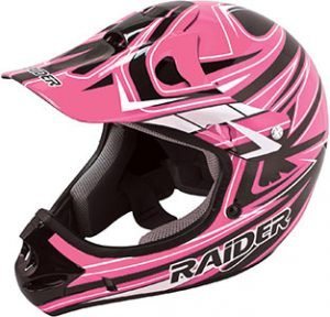 product image of Raider Y55-564P-14 Rush Girls' Youth MX Off-Road helmet