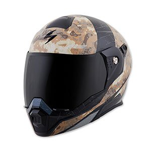 product image of Scorpion EXO AT950 Battleflage Adult Street Motorcycle Helmet