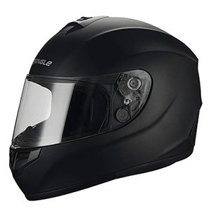 product image of Triangle Full Face Black Street helmet