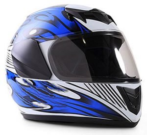 product image of Typhoon Youth Full Face Motorcycle Helmet Kids