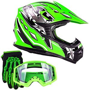 product image of Youth Kids Offroad Gear Combo Helmet