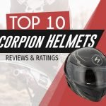 top 10 scorpion helmets