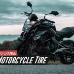 HOW TO CHANGE A TIRE ON YOUR MOTORCYCLE