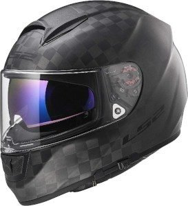 LS2 Helmets Motorcycles & Powersports Helmet's Full Face Citation Carbon Fiber product image