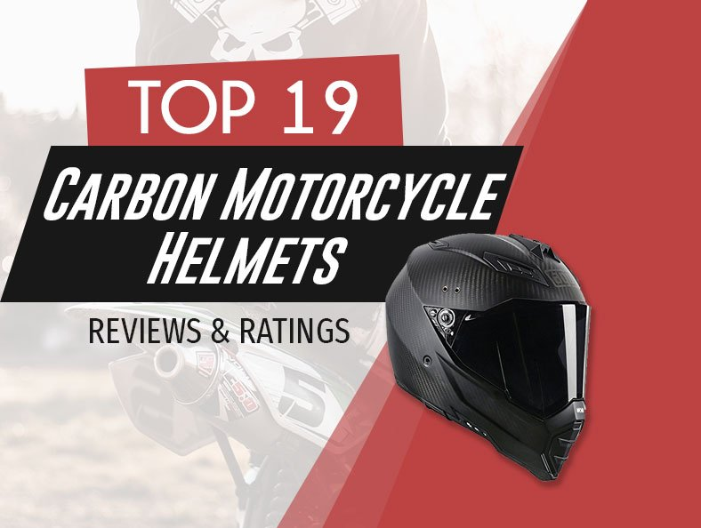 best rated carbon helmets for motorcycle