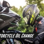 motorcycle oil and how to change it