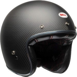 product image of Bell Custom 500 Carbon Open-Face Motorcycle Helmet