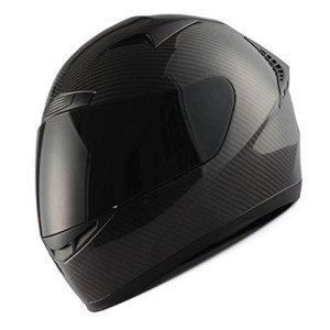 product image of Genuine Carbon Fiber Motorcycle Street Bike Full Face Helmet