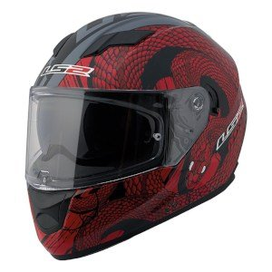 product image of the LS2 STREAM motorcycle helmet