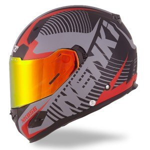 product image of the NENKI motorcycle helmet
