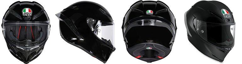 Agv Corsa R Helmet Construction