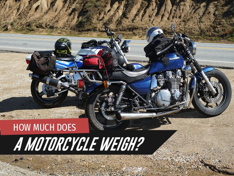 Average Motorcycle Weight featured image