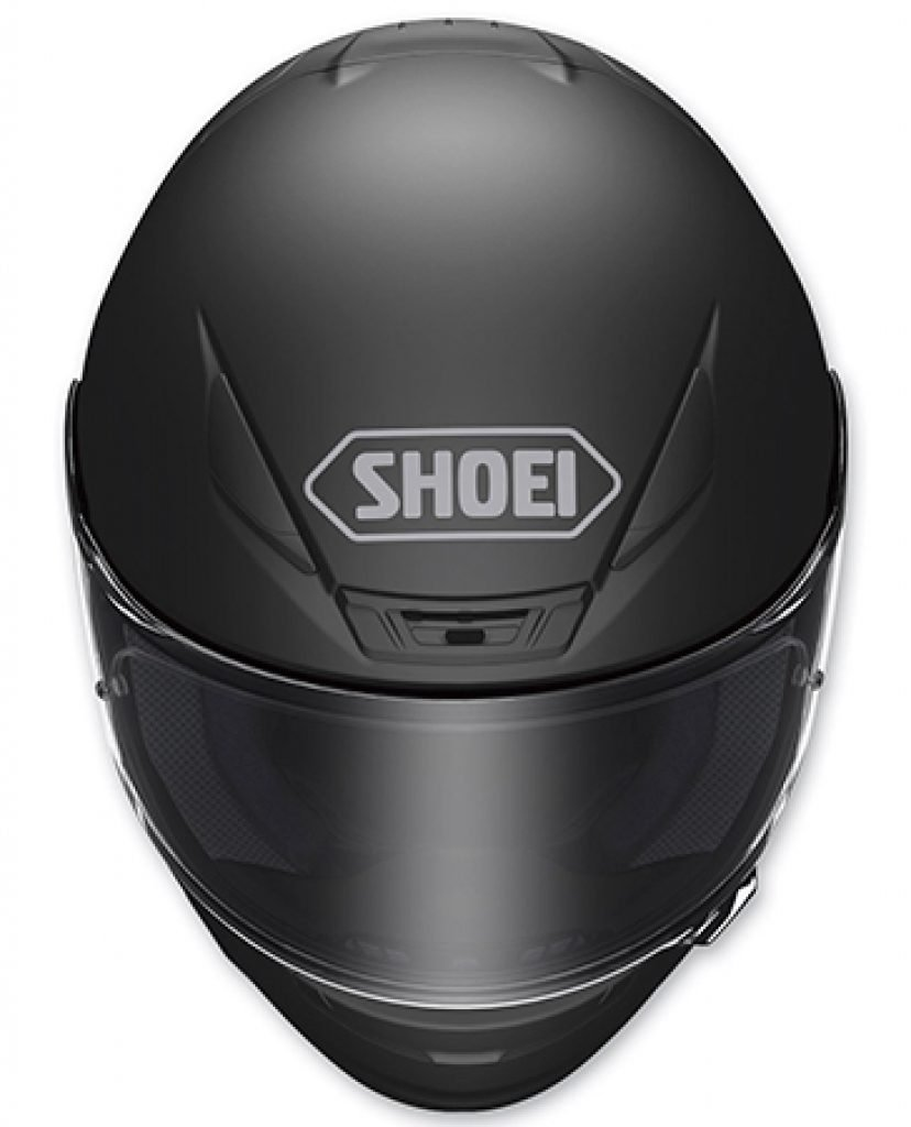 Front Top View Of Shoei RF-1200