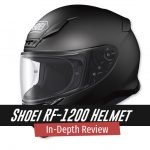 In-Depth Review Of Shoei RF-1200