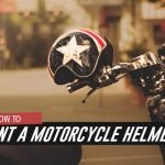 Learn How To Paint a Motorcycle Helmet