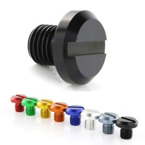 Motorcycle Block Off Plugs