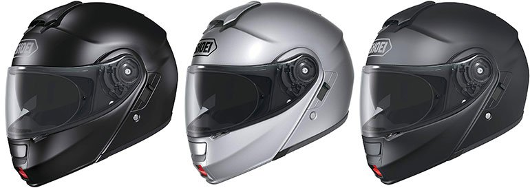 Shoei Neotec Color Variations
