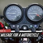 high miles on a motorcycle
