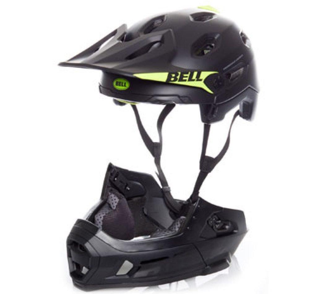 Bell Super DH Convertible Helmet image