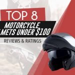 Best Rated Motorcycle Helmets Under 100 Dollars