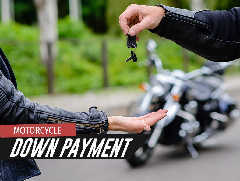 Down Payment for a Motorcycle