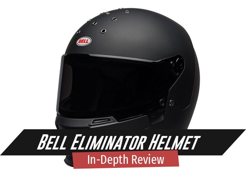 Review of Bell Eliminator Helmet