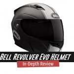 Review of Bell Revolver Evo Helmet review