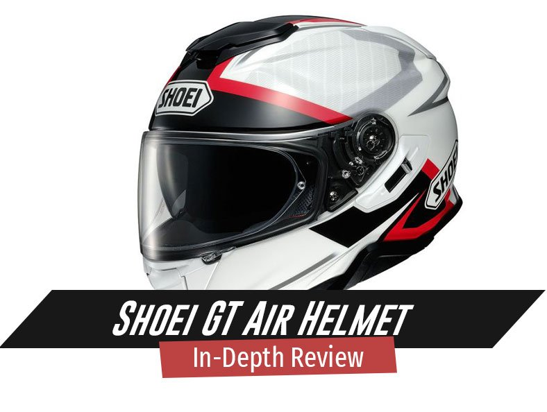Review of Shoei GT Air Helmet