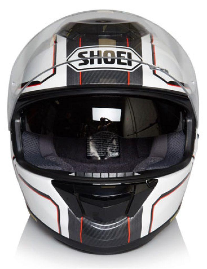 Shoei GT Air Shield and Visor