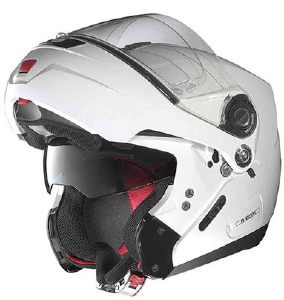 image-of-open-Nolan-N91-helmet