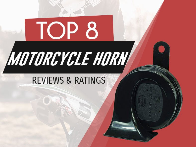 Top Rated Motorcycle Horn compared