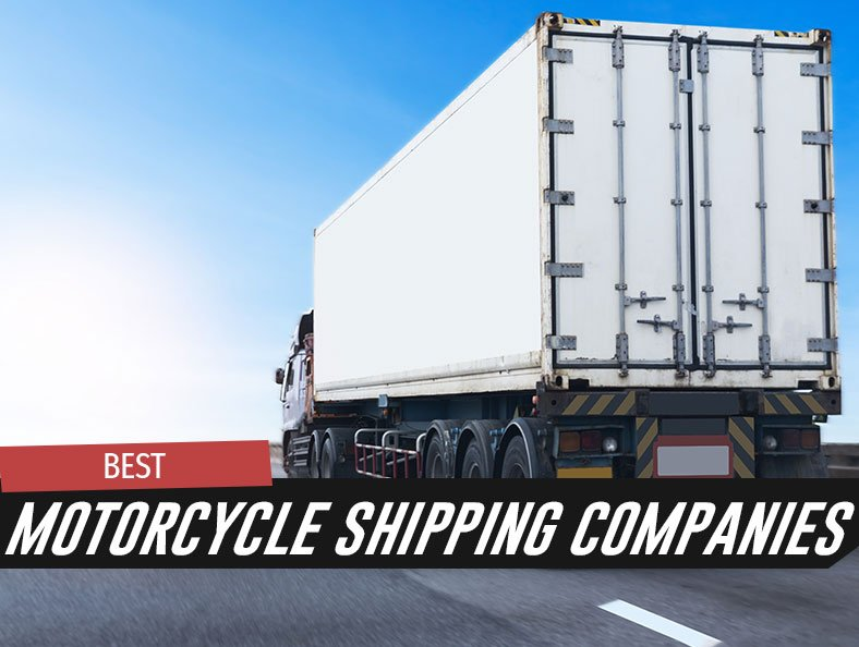 What Is the Best Motorcycle Shipping Comapny