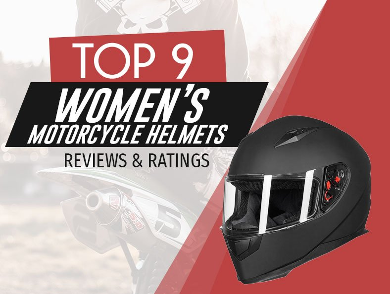 Best Rated Ladies' Motorcycle Helmets Reviewed