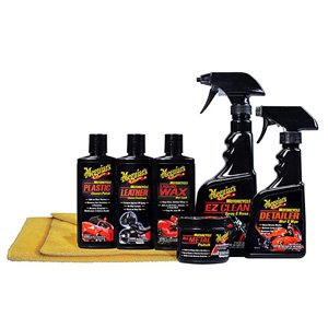 Product image of Meguiar's Motorcycle Care Kit
