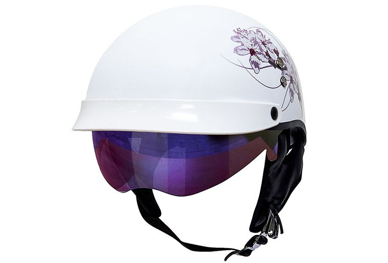 Voss Helmet With Sun Lens