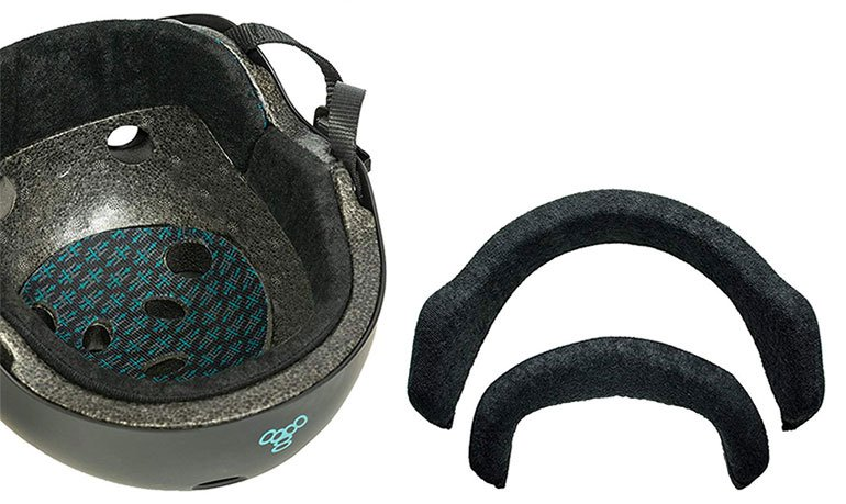 BMX Helmet Interior Padidng