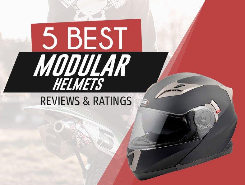 Best Rated Modular Helmets Reviewed