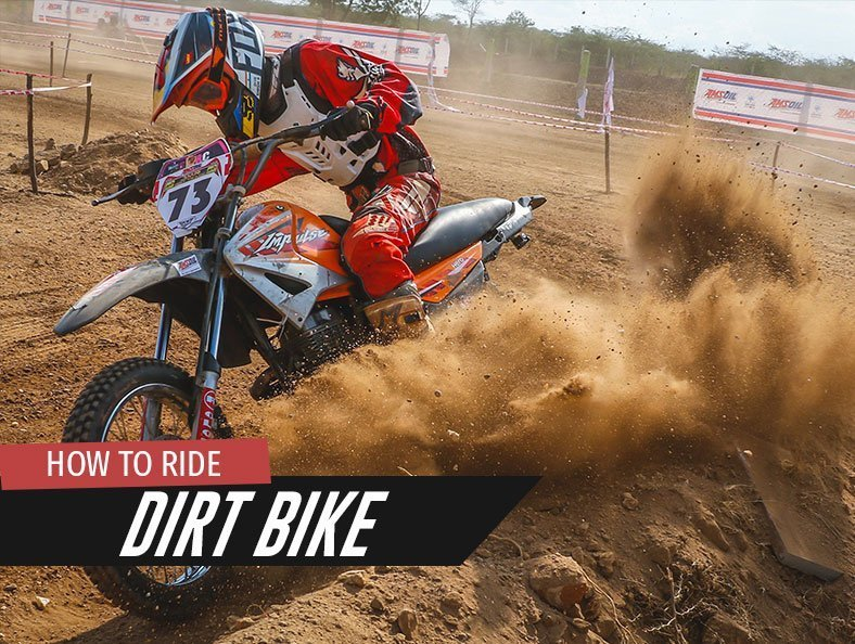 Dirt Bike Riding Tips image
