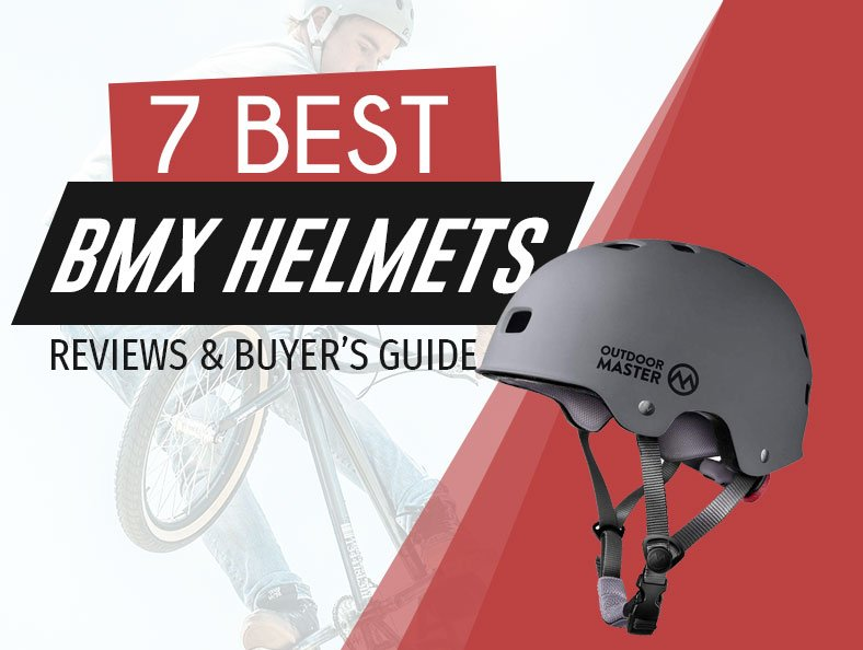 Highest Rated BMX Helmets Reviewed